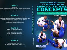 Andre Galvao DVD: Passing Modern Guards Review
