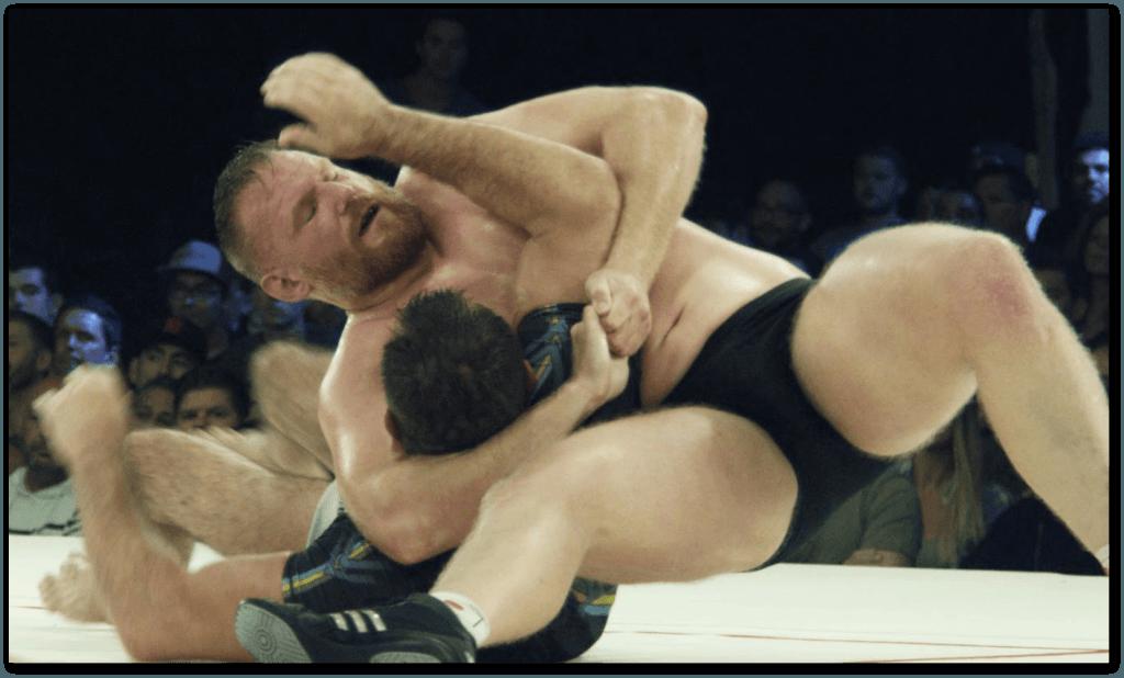 Barnett vs Lister 1 1024x618 - Catch Wrestling Submissions For BJJ