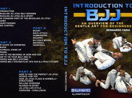 Introduction to BJJ DVD by Bernardo Faria