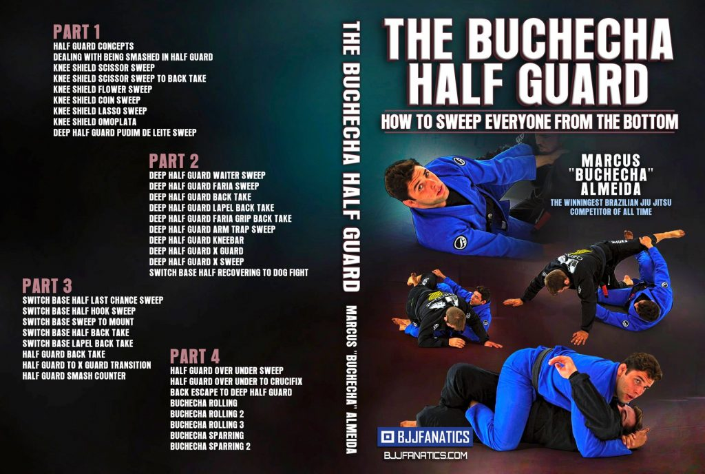 Buchecha Cover 1800x1800 1024x688 - BJJ Cyber Monday: Best BJJ Deals For DVD Instructionals!