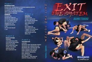 Garry Tonon Cover 1024x1024 300x202 - The Best BJJ Escapes DVD and Digital Instructionals