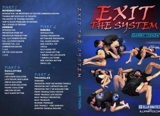 Exit The System Gary Tonon DVD Cover