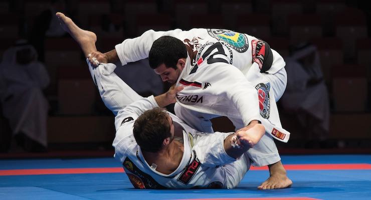 Guard Passing Concept - Ultimate Jiu-Jitsu Hacks – Simple Core Concepts