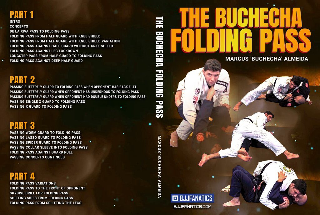 Marcus Buchecha Almeida Cover 1024x1024 1024x689 - The Buchecha Folding Pass DVD Review