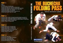 Buchecha Folding Pass DVD Cover