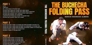 Buchecha Folding Pass DVD Cover
