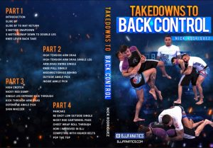 NIcky Rod DVD 300x209 - No-Gi Takedowns - The Best DVDs and Digital Instructionals