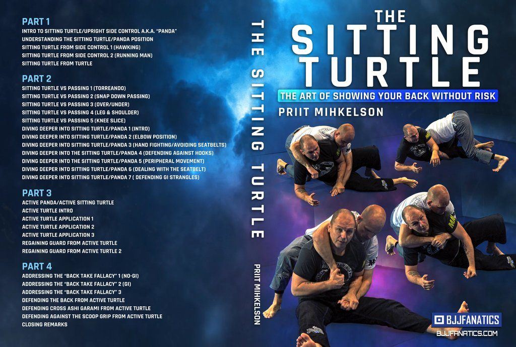 Priit Mihkelson Cover 1024x1024 1 1024x689 - BJJ Cyber Monday: Best BJJ Deals For DVD Instructionals!