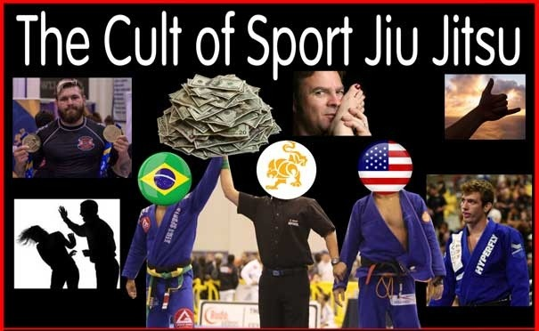 TPP253 TheCultofSportJiuJitsu - Are You A Member Of A BJJ Cult Or An Academy?