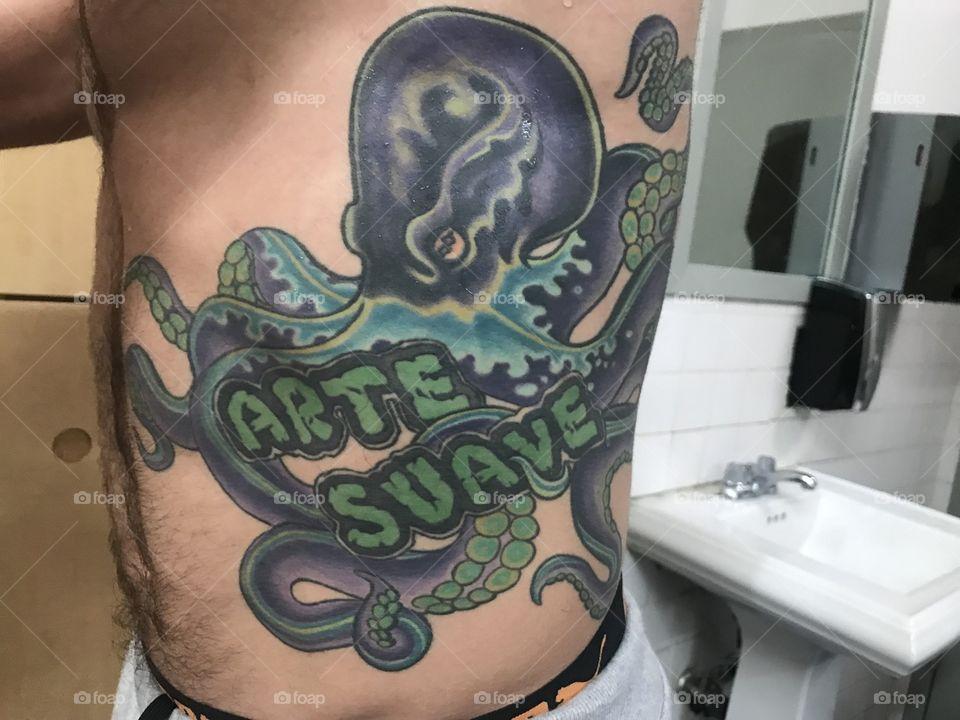 JIu-Jitsu Tattoo