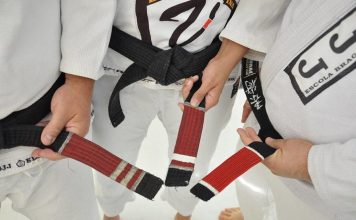 BJJ Belt Progression Roadmap