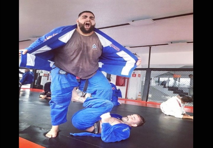 big - Does Jiu-Jitsu Get You In Shape?