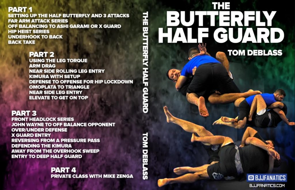 butter 1024x662 - BJJ Cyber Monday: Best BJJ Deals For DVD Instructionals!