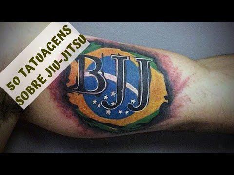 hqdefault - Rolling With A Brand New Jiu-Jitsu Tattoo