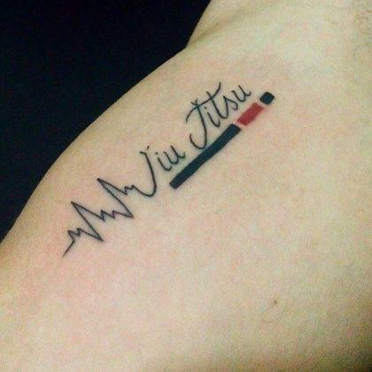 jiu jitsu tattoo 9 420x420 - Rolling With A Brand New Jiu-Jitsu Tattoo