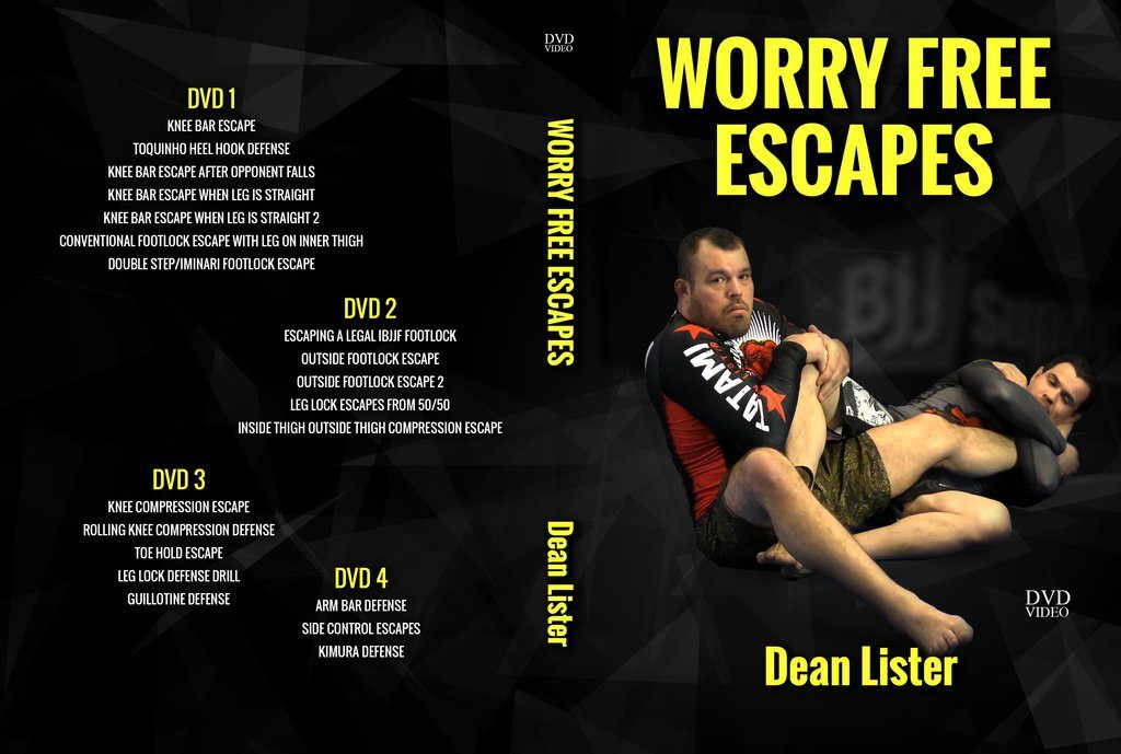 lister wfe 3632227e cb25 49ae 941e 4f027103c5b9 1024x1024 1024x689 - BJJ Cyber Monday: Best BJJ Deals For DVD Instructionals!