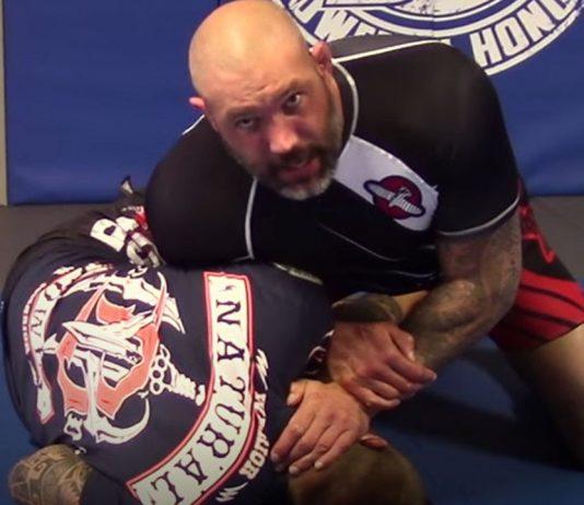 Mizzou Choke Wresting Submission For Brazilian Jiu-JItsu