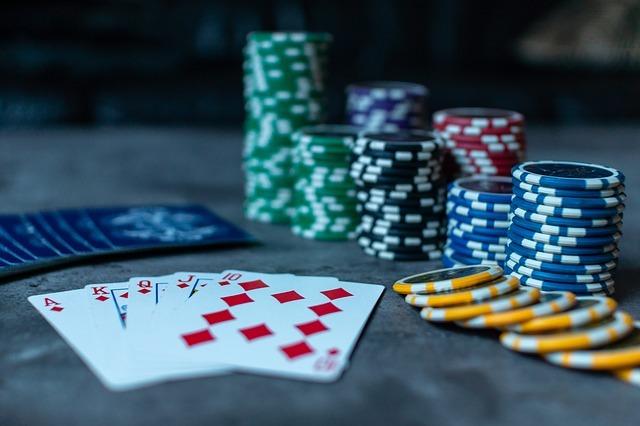 Learn Jiu-Jitsu through Poker