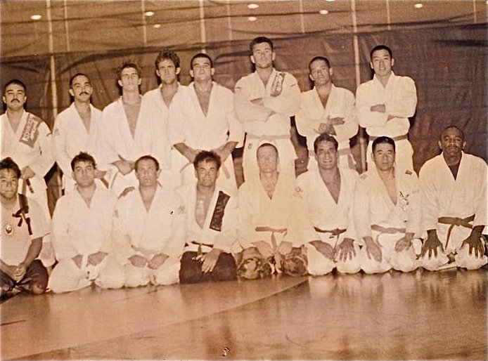 The BJJ Dirty Dozen - Pioneers of Jiu-JItsu
