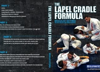 Braulio Estima DVD Review – The Lapel Cradle Formula