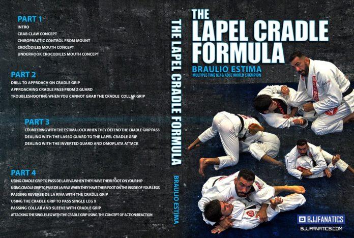 Braulio Estima DVD Review – The Lapel Cradle Formula