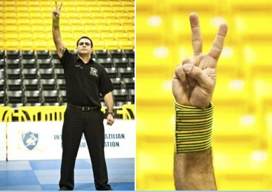 POints - Understanding BJJ Referee Gestures And Commands