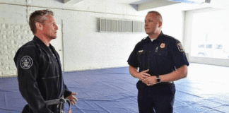 BJJ For Police Officers Should be Mandatory