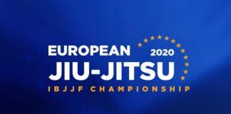 IBJJF Europeans 2020 results