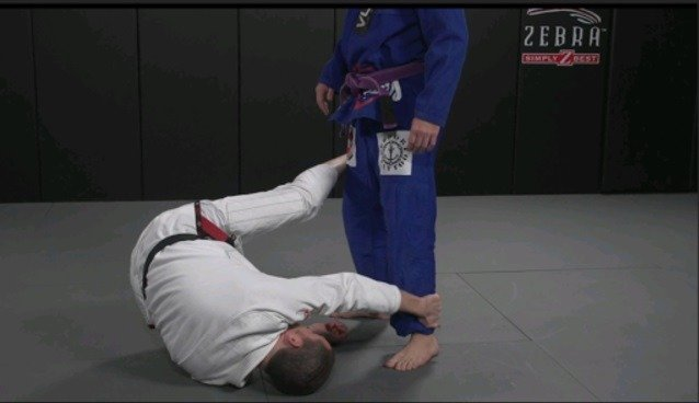 Granby Roll BJJ Uses