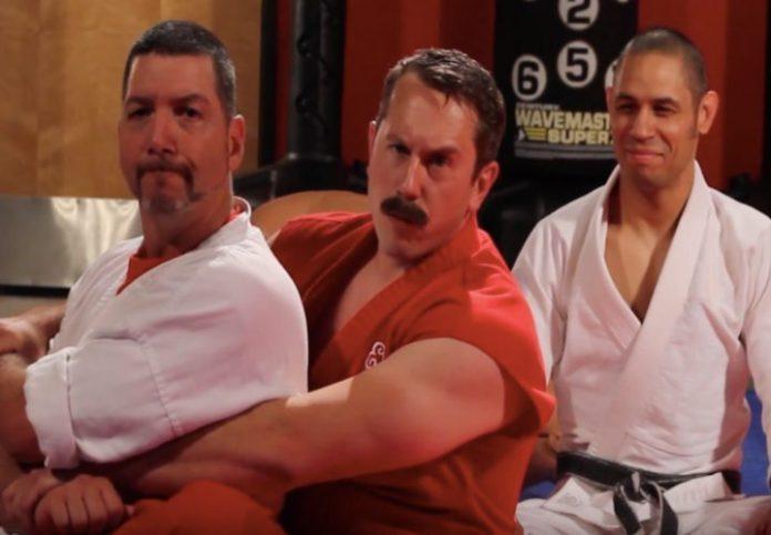 Jiu-Jitsu Master Ken