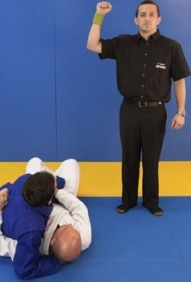 penalty - Understanding BJJ Referee Gestures And Commands