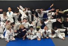 Kids Brazilian Jiu-Jitsu Games