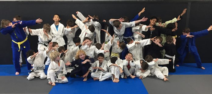 Kids Brazilian Jiu-Jitsu Games