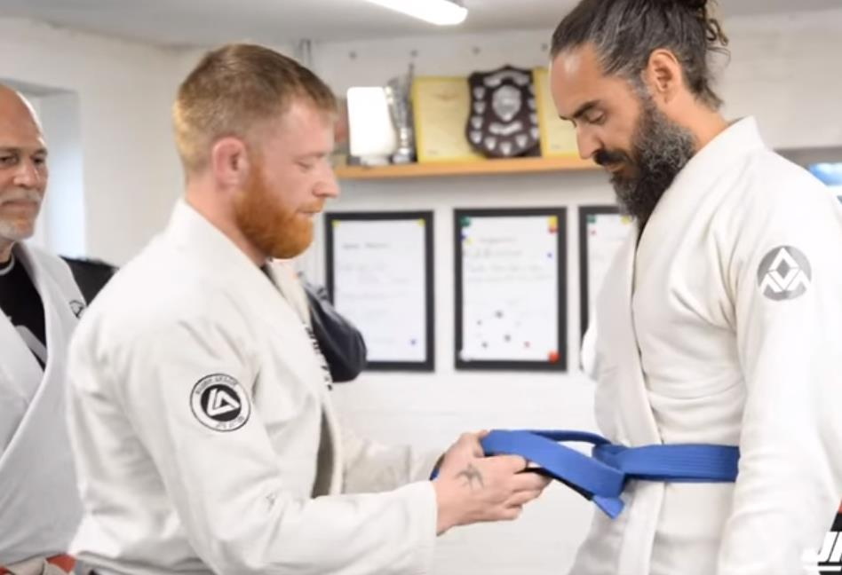 BJJ russell brand - Where Do Celebrities Who Train BJJ Go For Training?