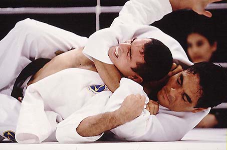 Choke - The Best Submissions For BJJ Beginners To Focus On