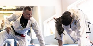 Show Up to Learn Brazilian Jiu-JItsu In Record Time