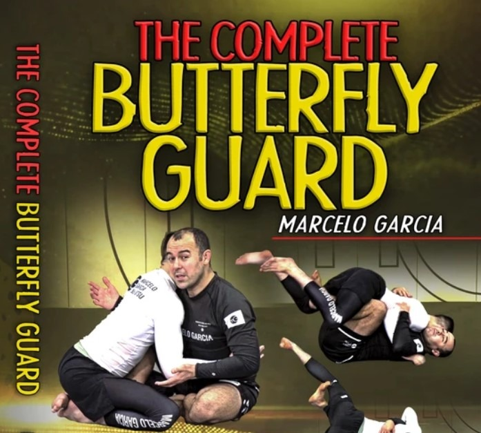 Screenshot 920 - The Complete Butterfly Guard Marcelo Garcia DVD Review