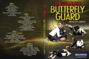 Screenshot 921 300x200 - The Complete Butterfly Guard Marcelo Garcia DVD Review