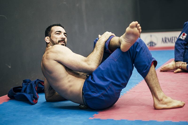 barra training 2 - Coming Back To Brazilian Jiu-Jitsu Training After A Lay Off