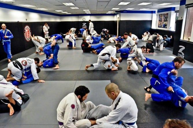 bjj - Want toLearn BrazilianJiu-Jitsu Faster? Show Up For Class!