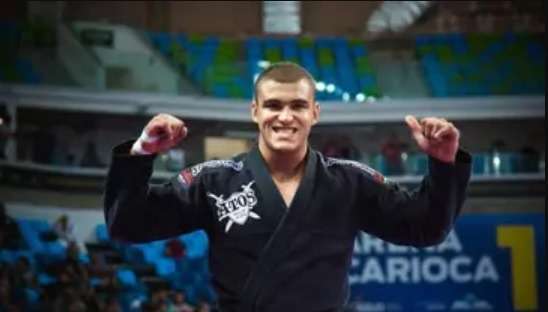 Kaynan Duarte BJJ Doping