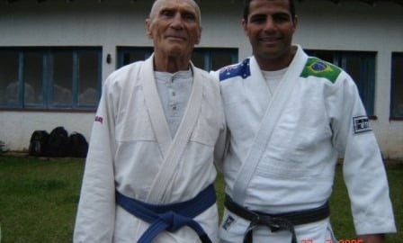 Jiu-Jitsu Belt Order Helio Blue Belt