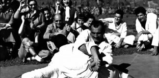 gracie challenge Fights Helio gracie
