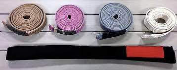 Jiu-Jitsu Belt Order