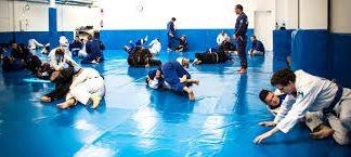 Returning To Brazilian JIu-Jitsu Training