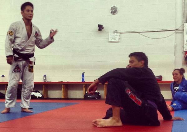 samphoto - Want toLearn BrazilianJiu-Jitsu Faster? Show Up For Class!