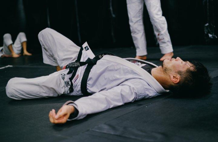 tired 1 - Coming Back To Brazilian Jiu-Jitsu Training After A Lay Off