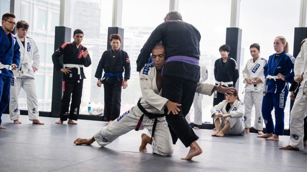 BJJ Gym 1024x573 - The Two Types Of People That Can Ruin Your BJJ Experience
