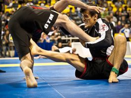 No-Gi Competition Perapration