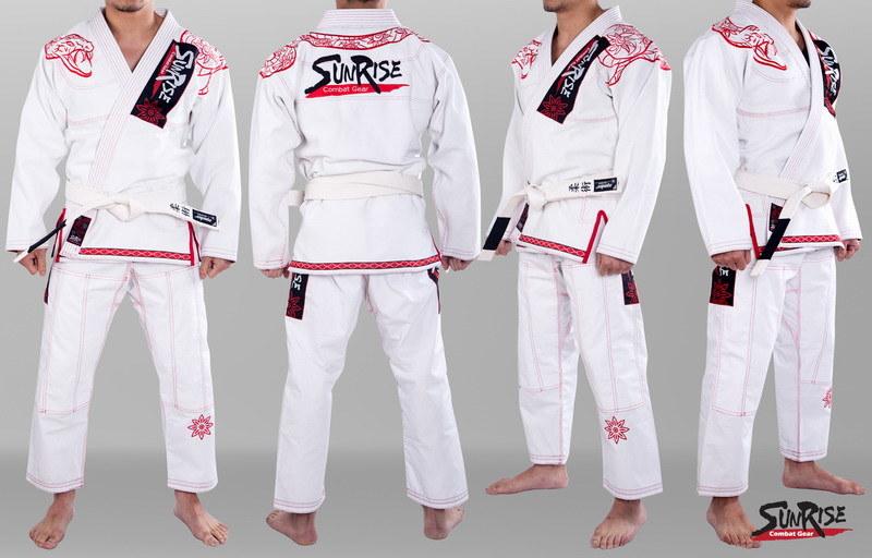 Custom Brazilian Jiu Jitsu Gi Bjj Gi - Types Of BJJ Gis You Need To Know